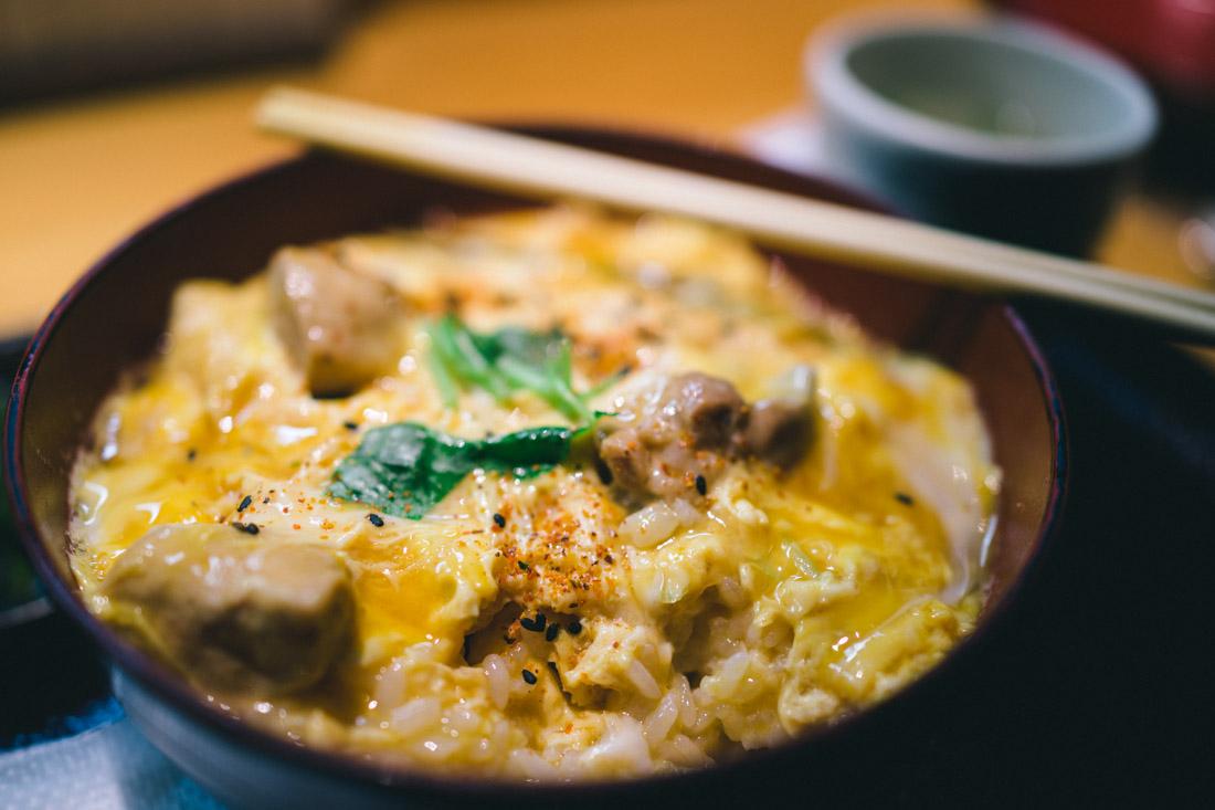 Oyokodan — delicious.