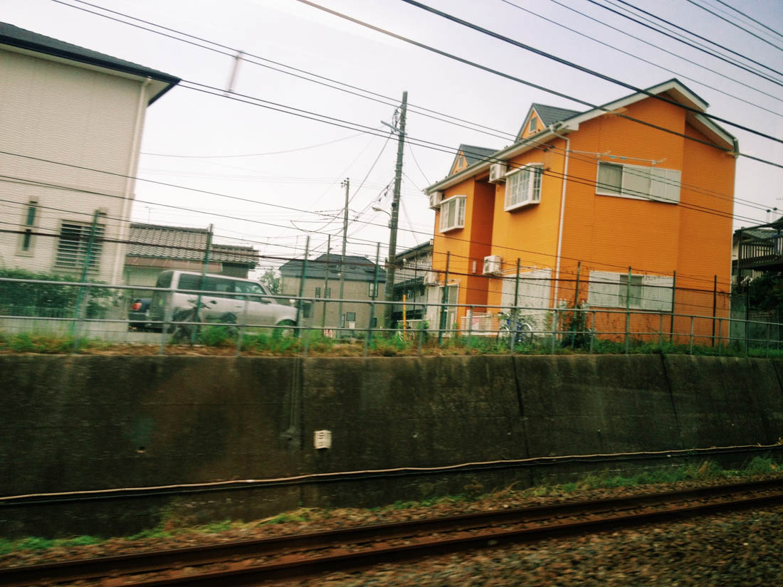 Outskirts of Tokyo