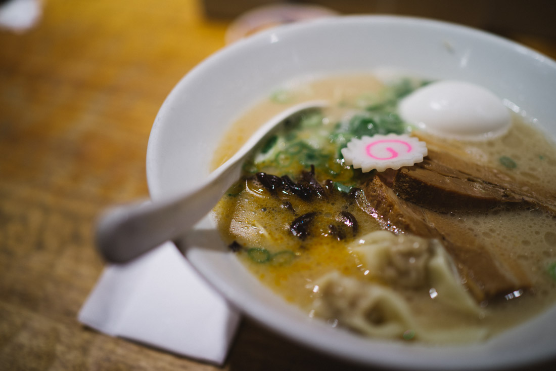 We just can't get enough of ramen, and what better place than Ippudo?
