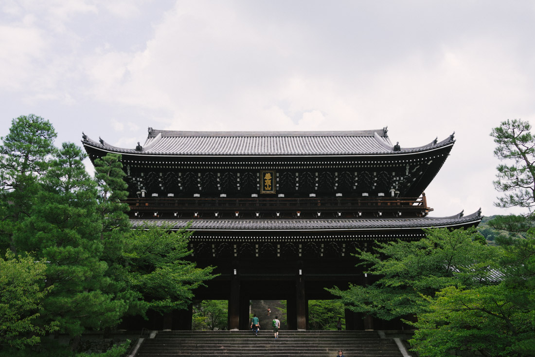 Chion-in's Sanmon Gate