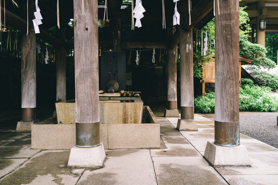 Togo-ji entrance