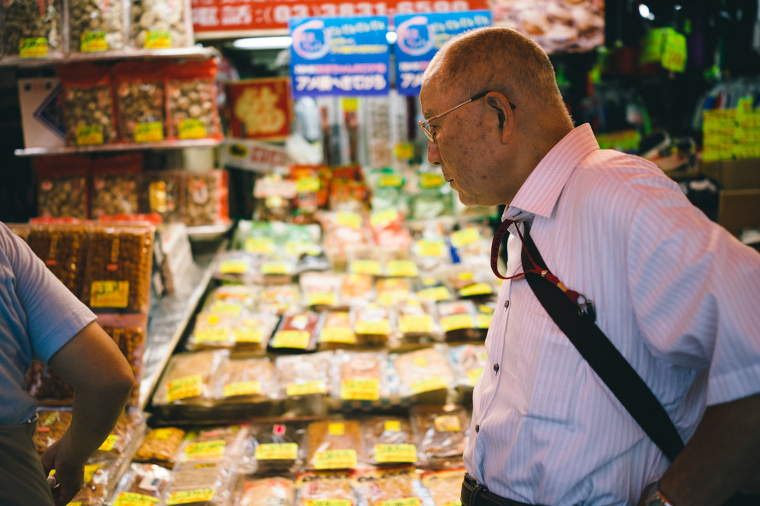 Looking into buying some fried snacks.