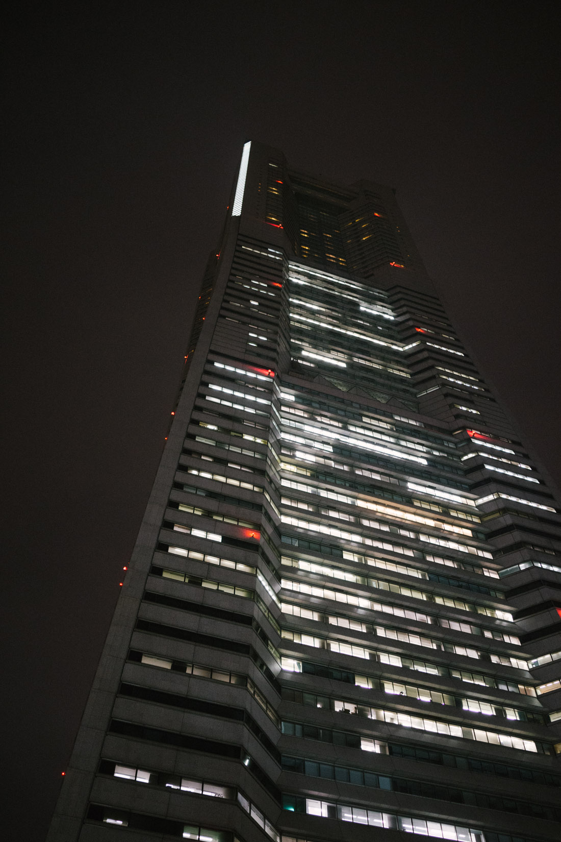 Landmark Tower, Japan's tallest skyscraper.