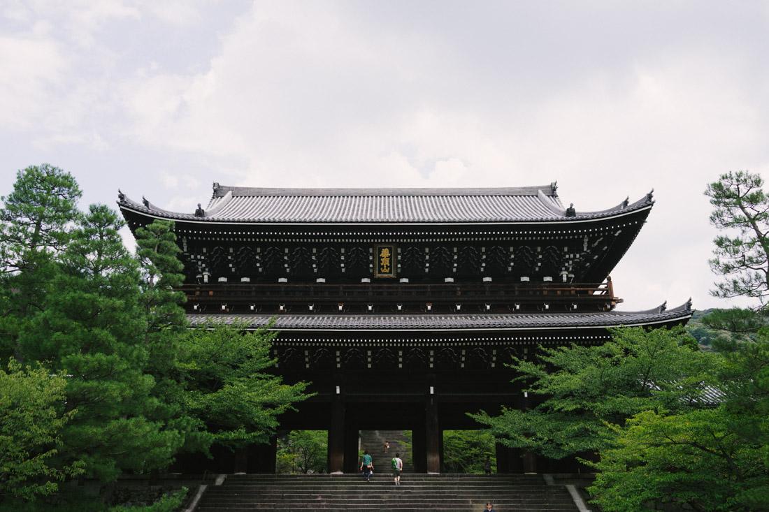 Chion-in's Sanmon Gate